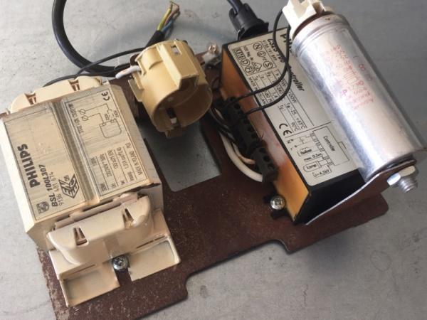 verlichting reparatie