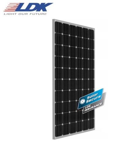 zonnepaneel van het merk LDK