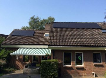 LDK full black zonnepanelen