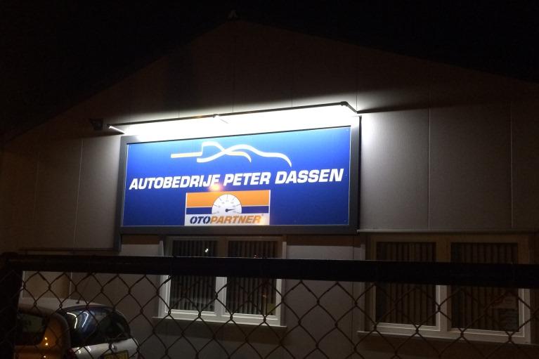 Spandoekbuis Peter Dassen